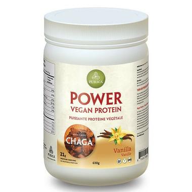 Purica Power Vegan Protein Vanilla