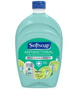 Softsoap Antibacterial Hand Soap Refill Fresh Citrus