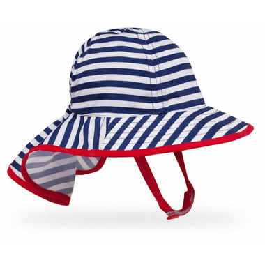 6c2814e288130 Buy Sunday Afternoon Infant Sunsprout Hat Navy Stripe from Canada at  Well.ca - Free Shipping