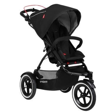 Phil & Teds Sport Stroller Black