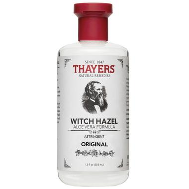 Thayers Original Witch Hazel with Aloe Vera Astringent