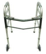 Bios Folding Walker with Wheels
