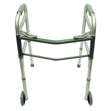 Bios Folding Walker with Wheels