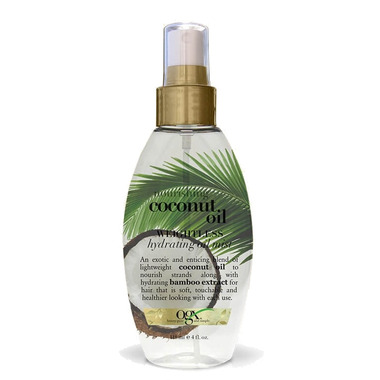 OGX Coconut Oil Weightless and Hydrating Oil Mist