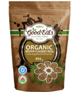 Pilling Foods Good Eats Organic Brown Flaxseed Meal