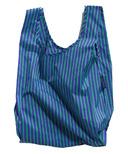 Baggu Baby Baggu Cobalt & Jade Stripe