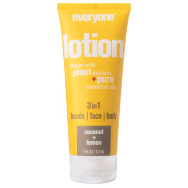 Everyone Lotion Tube Coconut & Lemon