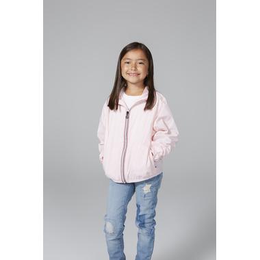 O8 Lifestyle Kid\'s Full Zip PacKable Jacket Ballet Slipper