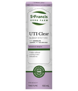 St. Francis Herb Farm UTI Clear