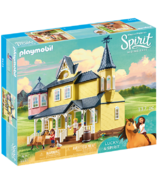 Playmobil Spirit Lucky's Happy Home
