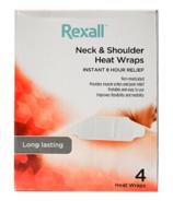 Rexall Neck & Heatwraps (enveloppes thermiques pour les épaules)