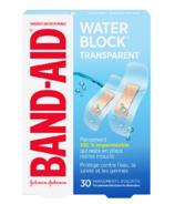 Band-Aid pansements imperméables et transparents