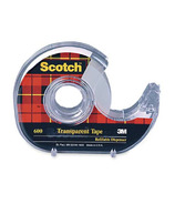 3M Scotch Cellulose Transparent Tape