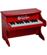 Schoenhut 25 Key My First Piano II Red