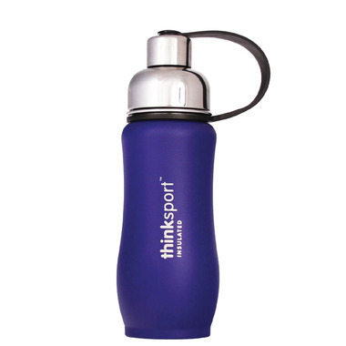 Thinksport Stainless Steel Insulated Water Bottle Blue