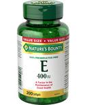Nature's Bounty 100% Preservative Free Vitamin E