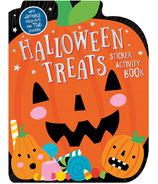 Make Believe Ideas Halloween Treats Sticker Activity Book