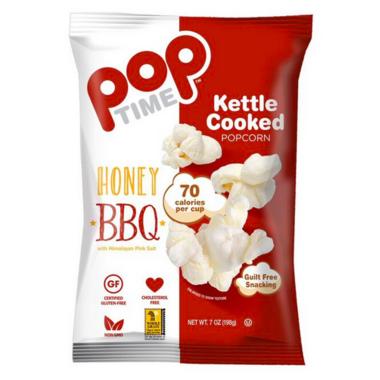 Pop Time Honey BBQ Kettle Corn