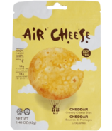 Air Cheese Cheddar Crunchy Cheese Bites