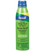 Rexall Aloe Vera After Sun Gel Spray
