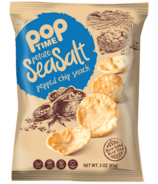 Pop Time Sea Salt Popped Chips