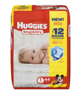 Huggies Snug & Dry Diapers Jumbo Pack