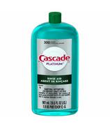 Cascade Platinum Rinse Aid