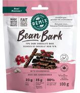 Remix Snacks Bean Bark Cranberry