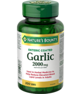 Nature's Bounty Odourless Garlic