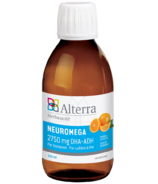Alterra Neuromega DHA Orange Flavour