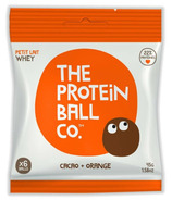The Protein Ball Co. Cacao + Orange