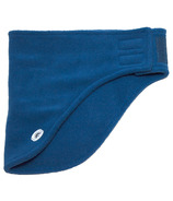 Calikids Adjustable Neck Warmer Blue Saphire