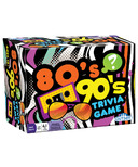 Outset Media 80s & 90s Trivia Game