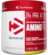 Dymatize Nutrition Amino Pro Caffeine Free Lemon Lime