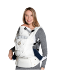 Lillebaby Complete Embossed Luxe Baby Carrier Brilliance