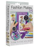 Fashion Plates Travel Kit