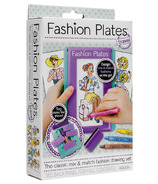 Fashion Plates Travel Kit
