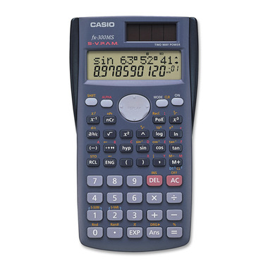 Casio Solar Plus 240 Function Scientific Calculator