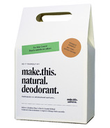 Make This Universe Make This Natural Deodorant Odor Control Pomelo