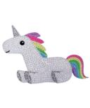 iScream Rainbow Unicorn Rhinestone Decal