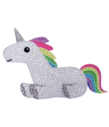 iScream Rainbow Unicorn Rhinestone Decal