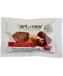 Art of Raw Cacao Goji Brownie Raw Bar