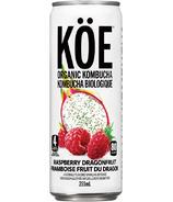 KOE Organic Kombucha Rasberry Dragonfruit
