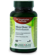 Greeniche Men's 50+ Multivitamin