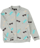 BIRDZ Children & Co. Grey Venice Bomber