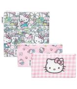 Bumkins Hello Kitty Reusable Snack Bag