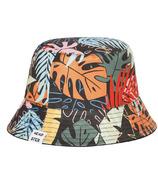 Headster Kids Tropic Black Bucket Hat