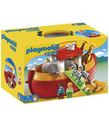 Playmobil 1.2.3. My Take Along Noah's Ark