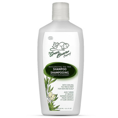 Green Beaver Invigorating Shampoo Tea Tree