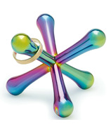 Umbra Jacks Ring Holder Rainbow